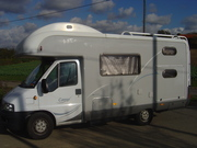 Motorhome/Camper rental in Paris